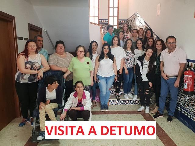 Visita a DETUMO