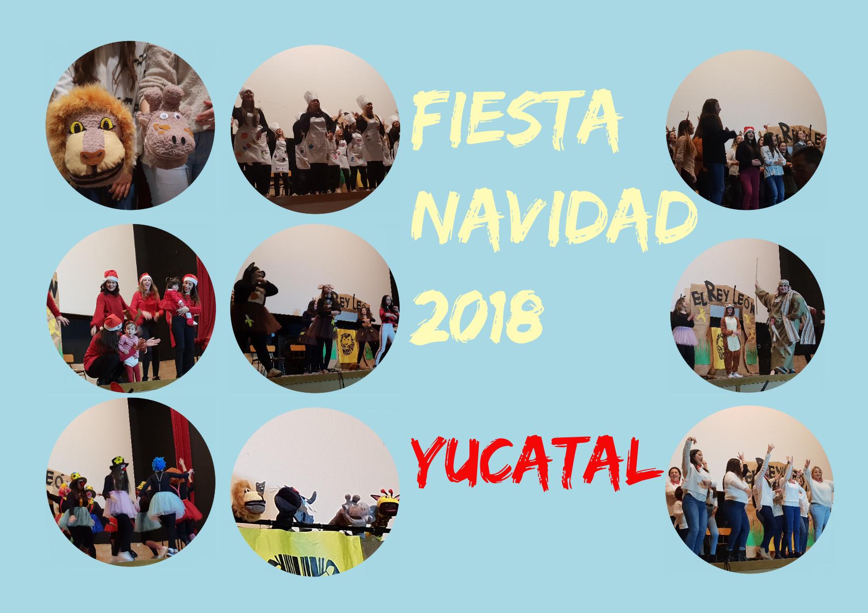 Fiesta Navidad 2018