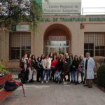 Yucatal visita centro de transfusión sanguínea