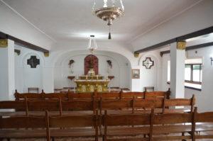 Residencia Centro de Enseñanza Yucatal. Oratorio
