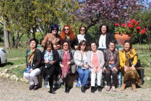 Encuentro con antiguas alumnas